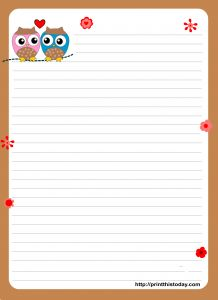 Stationery | Print This Today