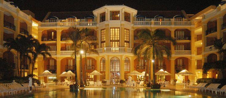 Hotel Santa Clara Cartagena, Colombia luxury hotel in Santa Clara - Sofitel Legend
