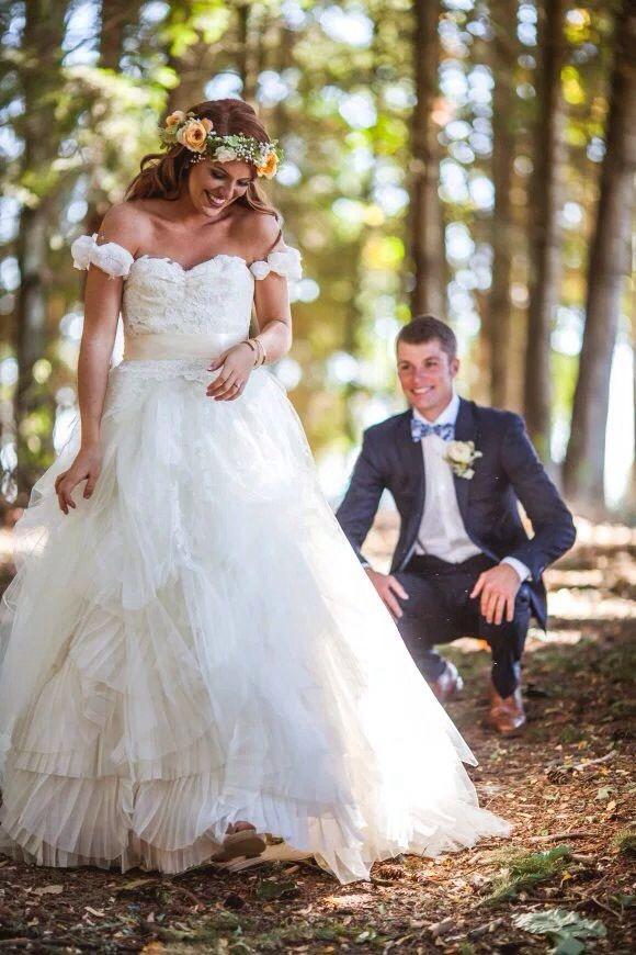 Wedding Photo Idea   Jeremy and Audrey Roloff Wedding