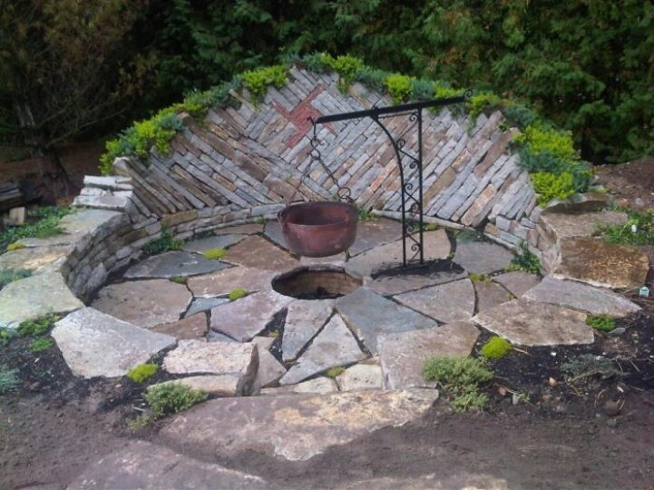 110 Best Outdoor Fireplace Fire Pits Images On Pinterest Backyard Ideas Outdoor Fireplaces And Patio Ideas