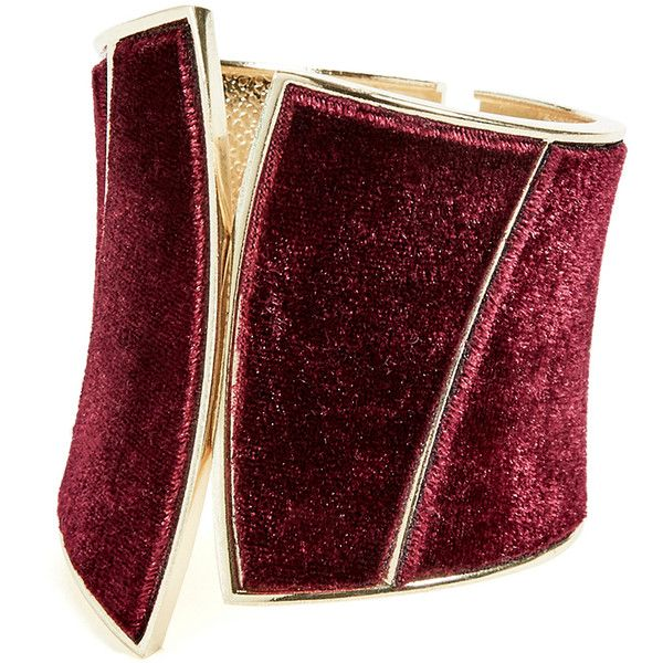 GUESS by Marciano Velvet Hinge Bracelet (6.095 HUF) ❤ liked on Polyvore featuring jewelry, bracelets, bangle jewelry, polish jewelry, bangle bracelet, velvet jewelry and guess by marciano