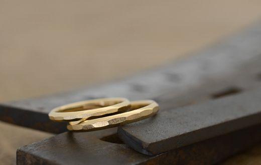 mederu jewelry / レイル マリッジリング