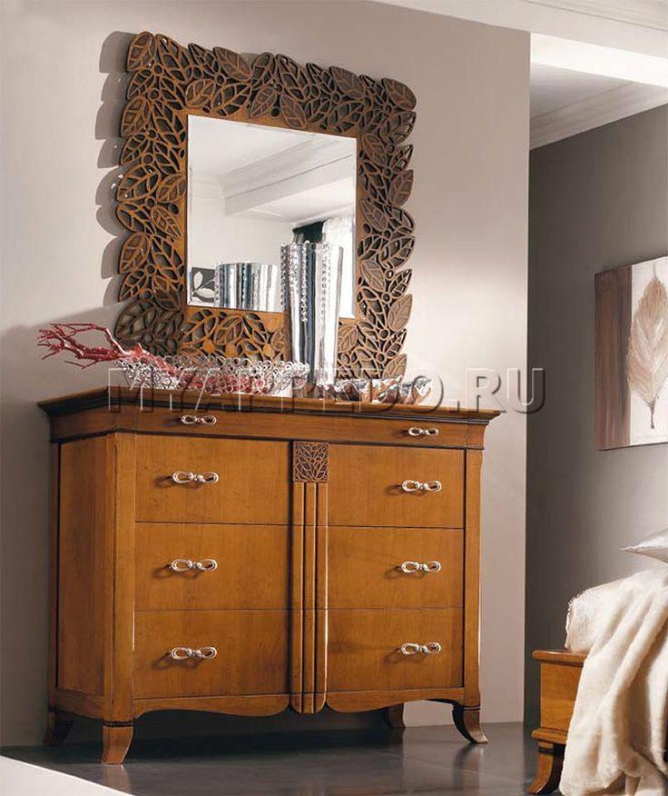 Салон итальянской мебели Myarredo предлагает своим посетителям роскошную мебель из дерева. Внешний вид моделей поражает воображение благодаря использованию в производстве тех или иных ценных пород дерева, а также применению инновационных технологий и материалов, которые подчеркивают все достоинства того или иного вида древесины.