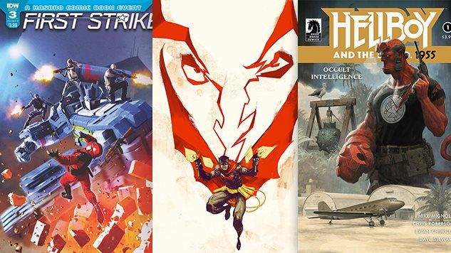 The Best Comic Book Covers of September 2017