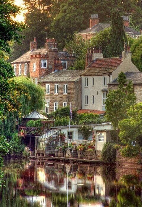 Knaresborough | North Yorkshire  by Christian Lee