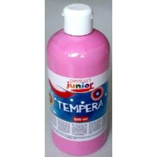 Pentart világos rózsaszín tempera festék 500 ml műanyag flakonban - Pentart Junior 11067 Ft Ár 749 Pentart világos rózsaszín tempera festék - Vízzel hígítható festék  Világos rózsaszín tempera festék 500 ml műanyag flakonokban. A tempera festék egyenletesen fed, keverhetősége kiváló más gyártású temperákkal is. A tempera festék vízzel hígítható. A tempera festék adagolása kiváló a flakonból, hasonlóan mint a folyékony szappan. Egy flakon 500 ml tempera festéket tartalmaz. A címkén jelölve…