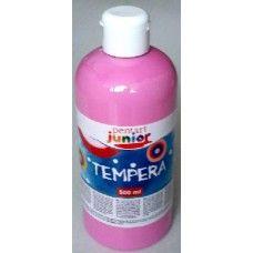 Pentart világos rózsaszín tempera festék 500 ml műanyag flakonban - Pentart Junior 11067 Ft Ár 749 Pentart világos rózsaszín tempera festék - Vízzel hígitható festék  Világos rózsaszín tempera festék 500 ml műanyag flakonokban. A tempera festék egyenletesen fed, keverhetősége kiváló más gyártású temperákkal is. A tempera festék vízzel hígitható. A tempera festék adagolása kiváló a flakonból, hasonlóan mint a folyékony szappan. Egy flakon 500 ml tempera festéket tartalmaz. A címkén jelölve…