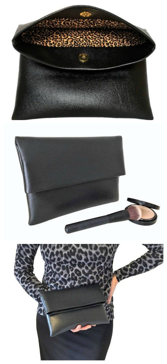 e635ae3e7b0f Here s a pdf pattern for a Fold Over Clutch Bag that is both a simple  classic design and easy to sew. You get to decide on how to carry this bag  by ...