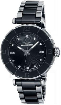 Reloj Mujer RELOJ SANDOZ SRA CERAMICA,BTE 72568-95 - YoElijoElPrecio.com