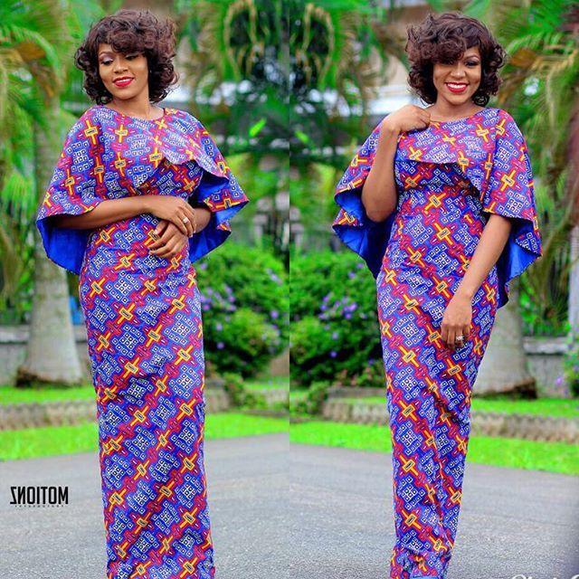 Gorgeous Ankara Gown Styles for Fashionable Ladies - DeZango Fashion Zone