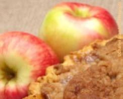 Gluten-Free Apple Crumb Pie