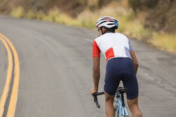 The Endless Summer Jersey is a race fit piece built with the idea of keeping you cooler when the temperature goes up . Lightweight front panels pai...