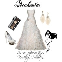 Pocahontas Wedding