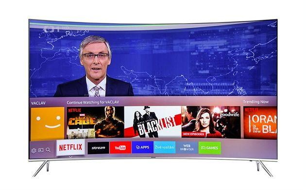 """Nový televizor """"sedmé"""" řady od Samsungu se povedl. Potěšil nás rychlostí obsluhy, bezproblémovým fungováním aplikací, výborným obrazem nejen ve 4K rozlišení a antireflexní vrstvou Moth-Eye."""
