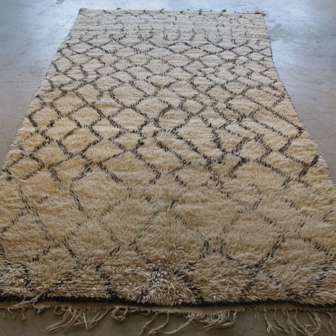 17 Best Images About Beni Ourain Carpets On Pinterest
