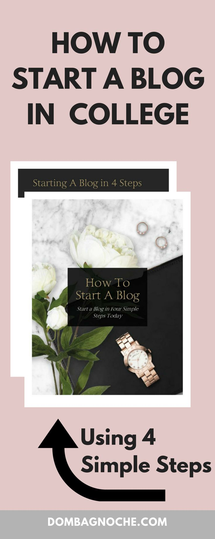 How to start a blog during college and why you should start blogging now! Plus a free how to guide you can download to help you along the way!