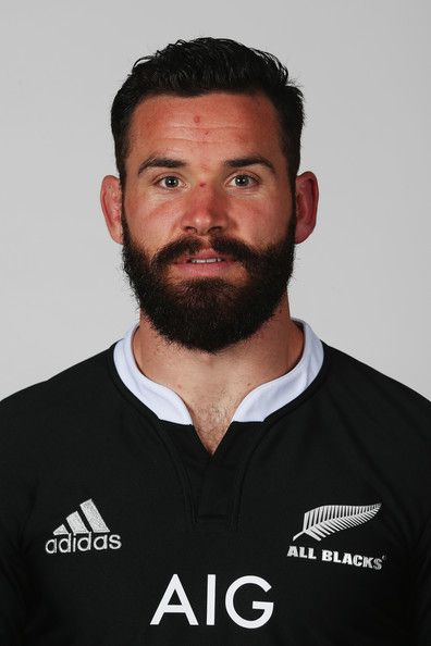 Ryan Crotty Photos Photos - Ryan Crotty poses for a portrait during a New Zealand All Blacks headshots session at the Spencer on Byron Hotel on October 27, 2013 in Auckland, New Zealand. - New Zealand All Blacks Headshots Session