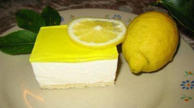 Recept: Citronová pěna