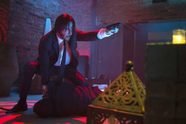 'John Wick' review: Surprisingly funny, familiar plot - Newsday