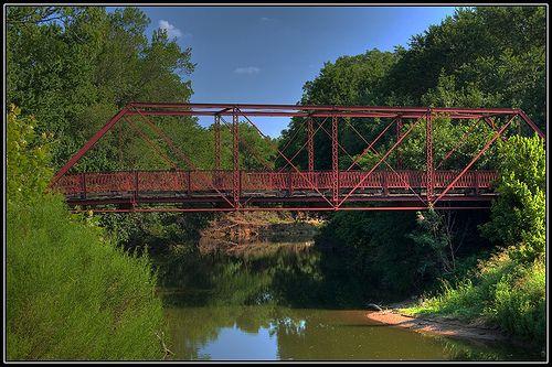 Goatmens Bridge- Argyle, TX