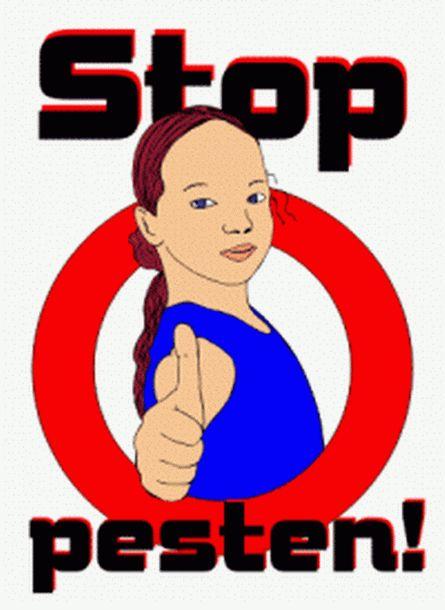 stop pesten