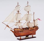 Charles Darwin HMS Beagle Tall Ship Model