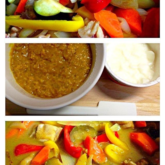 優しい味のカレースープです。 - 10件のもぐもぐ - 自家製 カレーソース スープカレー by sweetboo