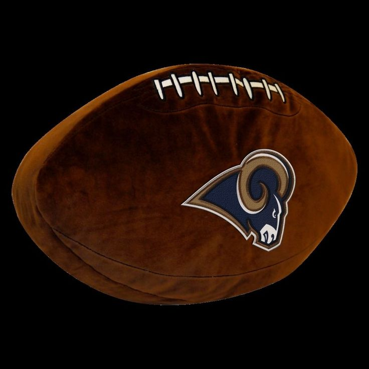 The Northwest Company NFL Rams 3D Pillow