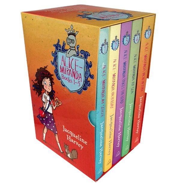 Alice Miranda books already got first book