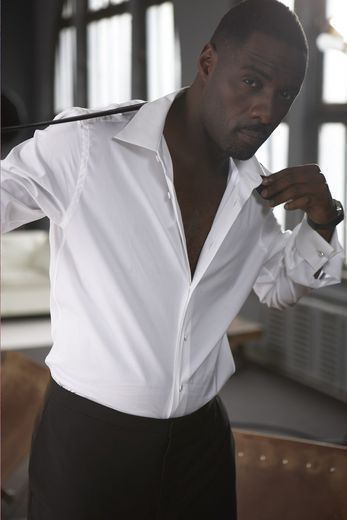 Idris Elba...its SHAMEFUL what I want to do to this man...but even worse that I'm not actually ashamed of it!