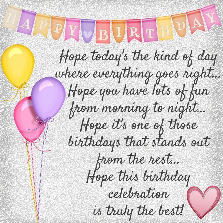Sensational Happy Birthday Quotes Happybirthday Birthday Birthdaywishes Personalised Birthday Cards Paralily Jamesorg