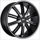 Chrome Car Rims | Discount Wheels | Cheap Wheel and Tire Packages | Aftermarket Black Rims and Tires