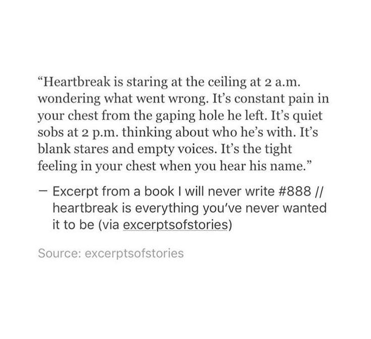 Quotes About Heartbreak: 25+ Best Ideas About Heartbreak Poems On Pinterest