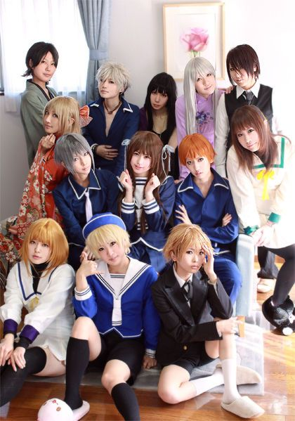 fruits basket cosplay - THIS IS SO AWESOME!!!!!!!!!!!!!!!!!!!!!!!!!!!!!!!!!