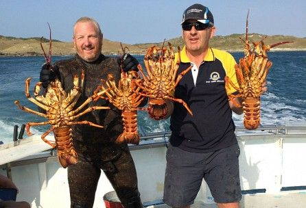 King Island has some of the most incredible fishing in Australia - come home with eskies to feed the whole family | Three Day King Island Fishing Trips