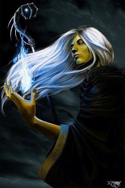Dragonlance. Raistlin Majere.