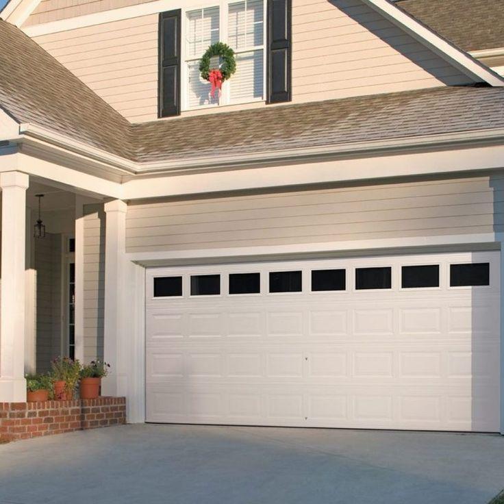 25+ Best Ideas About Garage Door Styles On Pinterest