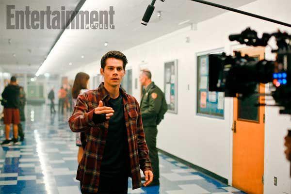 'Teen Wolf': Dylan O'Brien vuelve a la serie en las primeras imágenes de la sexta temporada - Noticias de series - SensaCine.com