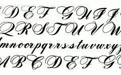 Tattoo Fonts Wallpaper Images