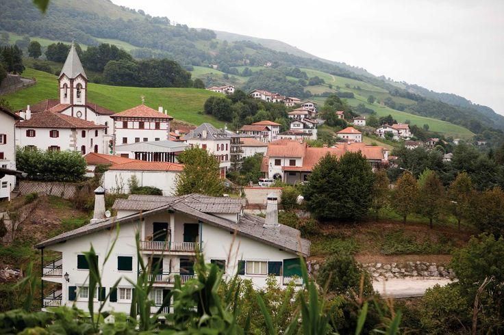 Valcarlos, Navarra, Camino de Santiago