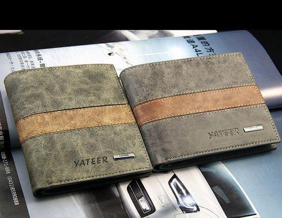 male designer wallets ho4k  mens wallets leather wallet mens wallet by LeatherWalletStyle, $2300
