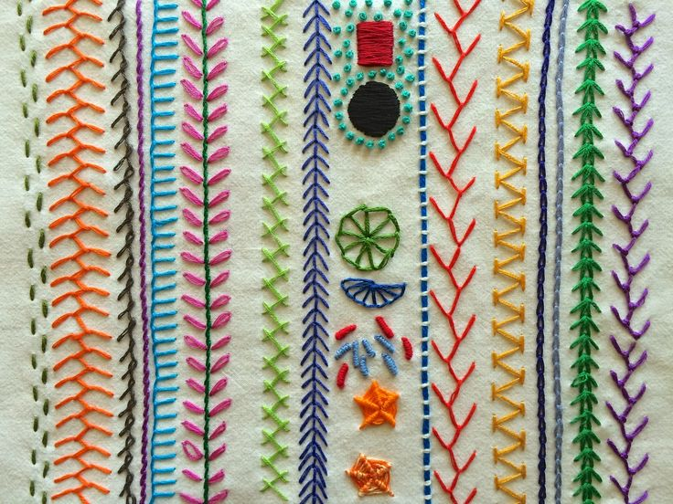 Take a Stitch Tuesday Sampler