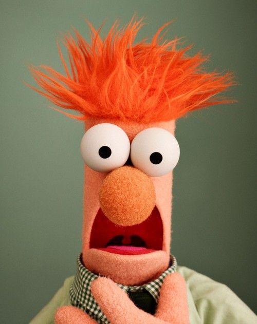 Mr Beaker