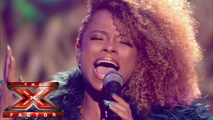 Fleur East sings Alicia Keys' If I Ain't Got You | Live Week 8 #FleurEast #XFactorUK