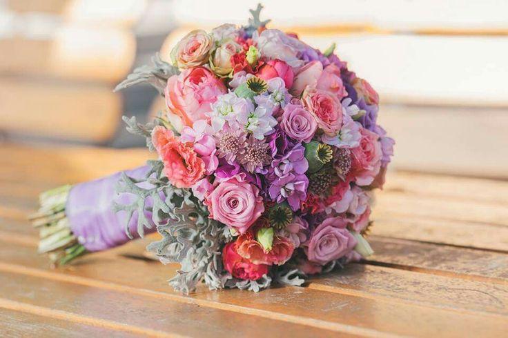 Blumenmädchen Köln Brautstrauß Hochzeit Wedding cologne pink