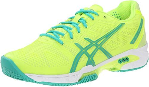 New ASICS Women's Gel Solution Speed 2 Clay Tennis Shoe