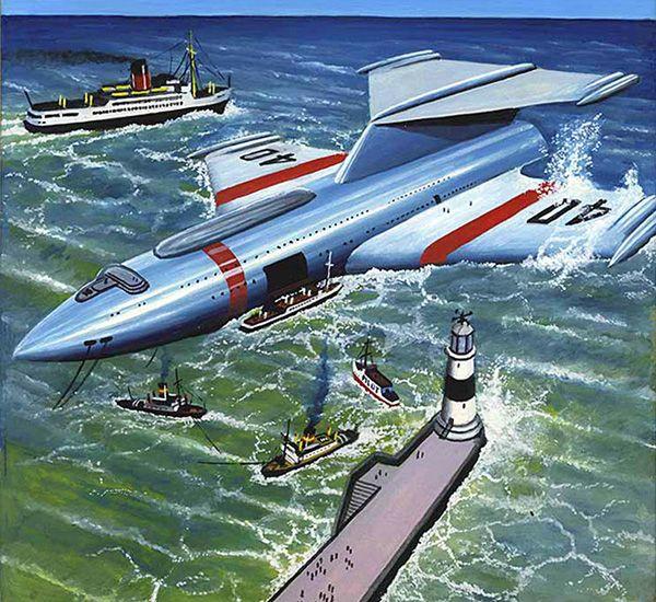 landing atomic rockets - 600×550