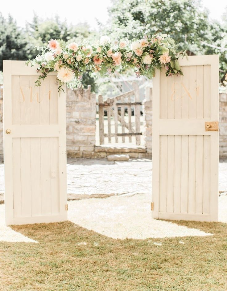 Images by Naomi Kenton - Almonry Barn South West Wedding Venue | Romantic Wedding Decor | Pink Colour Scheme | Penoy & Rose Floral Displays | Cake Table | Naomi Kenton Photography | http://www.rockmywedding.co.uk/louise-paul