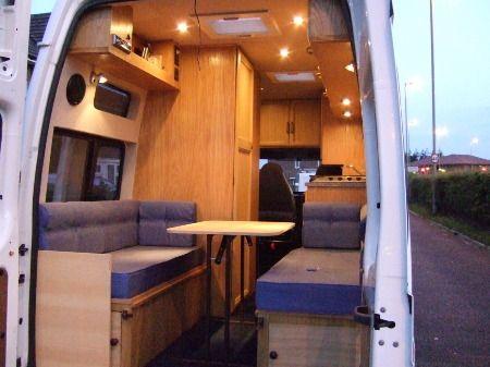 85 best images about camper van on pinterest sprinter for Campervan furniture plans