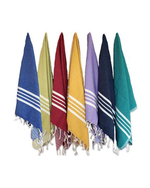 Turkish Hand TowelPeshkir Turkish Towel Bath Towel Hand by PESHCE